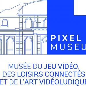logo PIXELMUSEUM Strasbourg