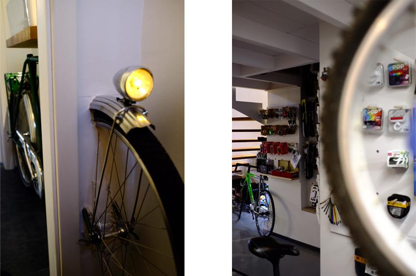 Le Maquis, premier Café-Vélo à Strasbourg. Café à Strasbourg. Vente de vélos à Strasbourg. Réparation de vélo à Strasbourg