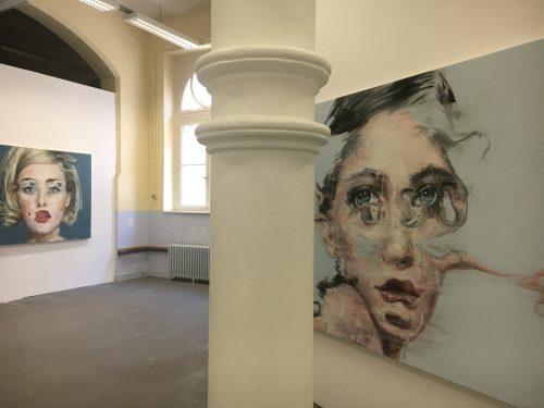 Exposition Touch Me, Biennale d'Art contemporain de Strasbourg