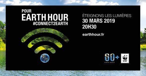 Earth hour, éteignons les lumières