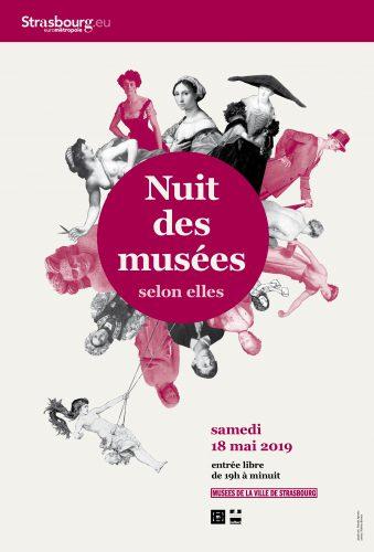 la nuit des musées 2019 à Strasbourg