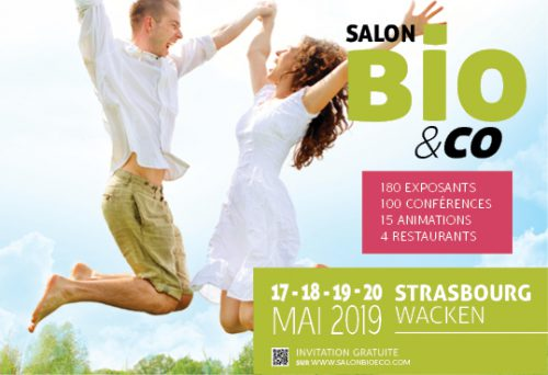 salon bio et co printemps strasbourg 2019 écologie